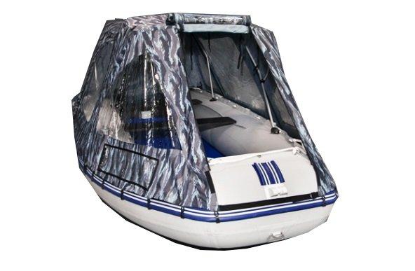 Тент на лодку пвх 420