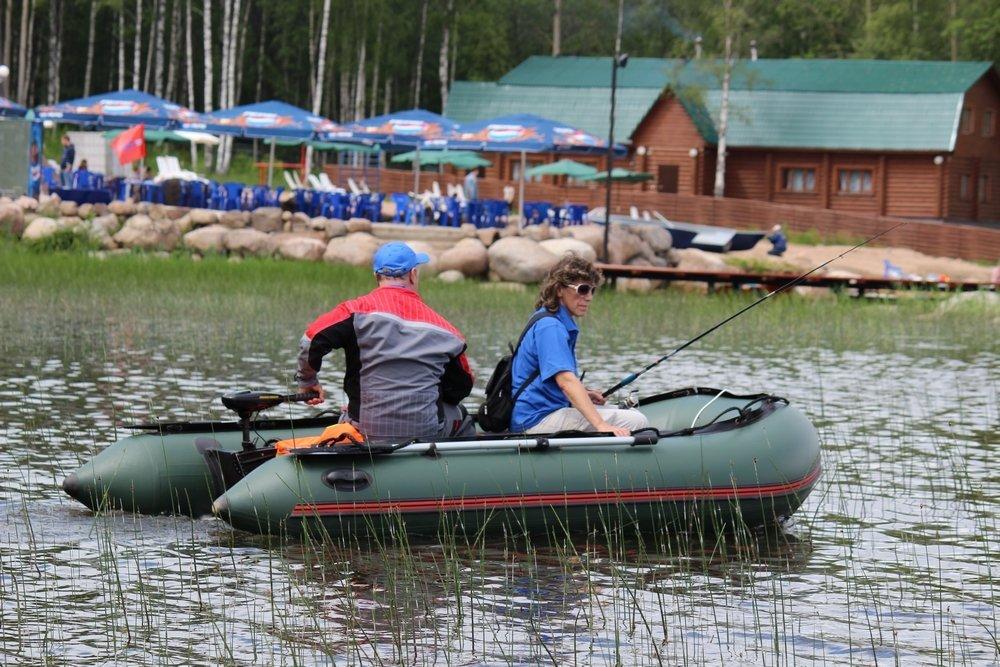 Купить лодку корсар 335