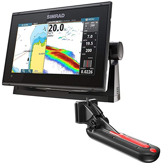 SIMRAD GO9,XSE TOTALSCAN