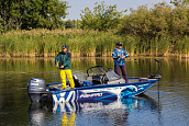 FISHPRO X5 / YAMAHA F130 FISHING PRO Tournament